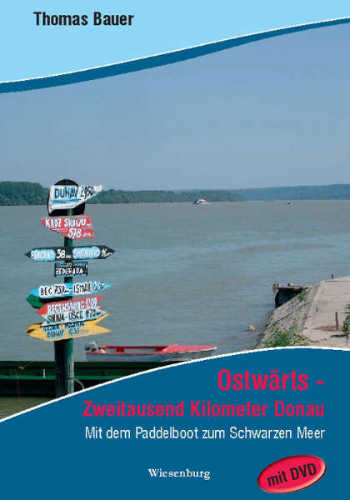 Cover - Ostwärts - Zweitausend Kilometer Donau