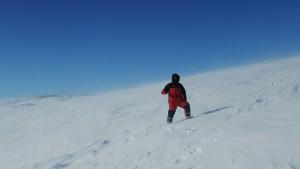 In Grönland unterwegs